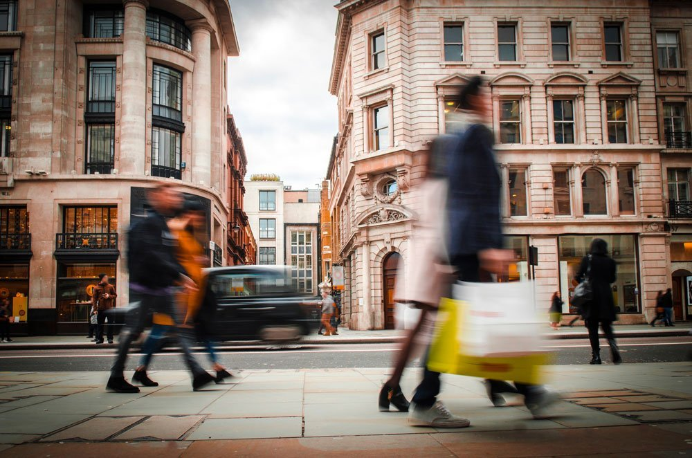 Retailers can improve their footfall and sales by using location intelligence.