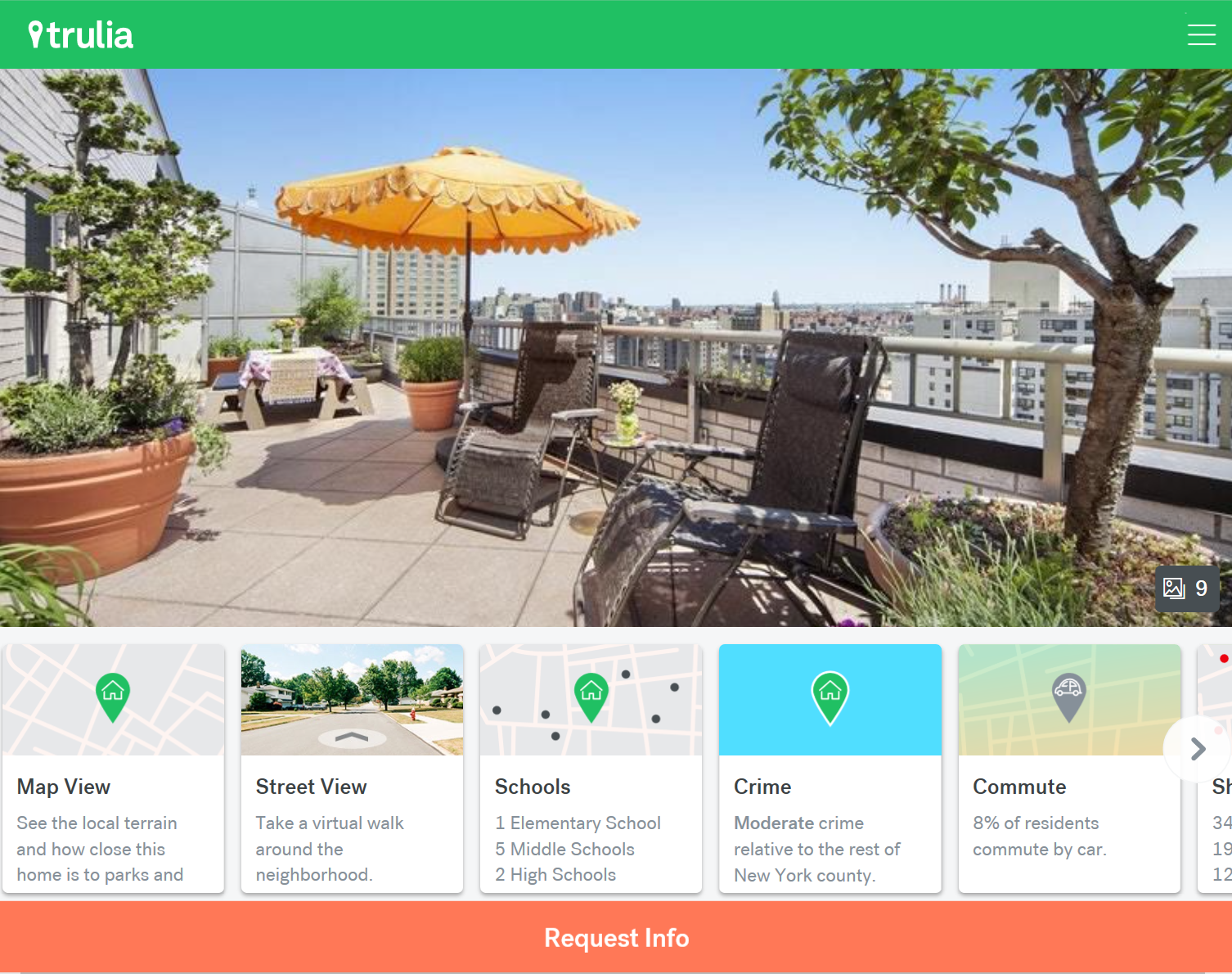 Real Estate Platform Trulia