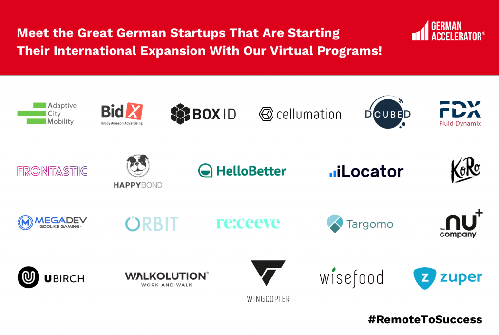 Targomo participates in the German Accelerator 2020 US program, together with twenty other German companies.